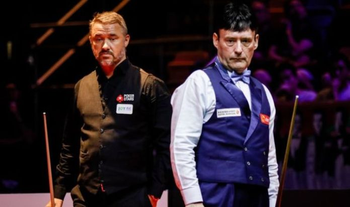 Jimmy White recalls 'bizarre' Stephen Hendry phone call after World Championship draw
