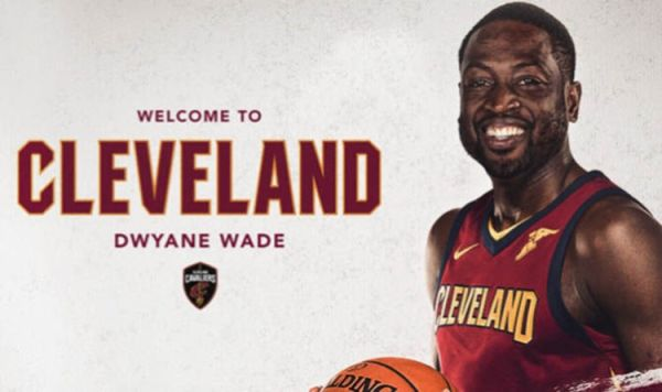 Dwayne Wade officially confirms move to Cleveland ...