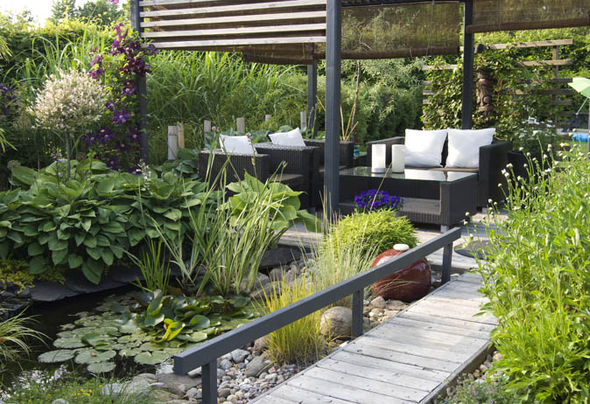 Dream Gardens: Safety-first tactics are simply child's ... on Dream Backyard Ideas id=92975