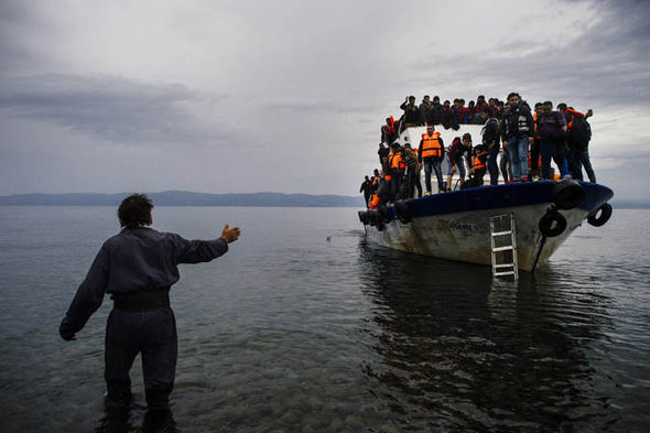 More refugees arrive in Europe