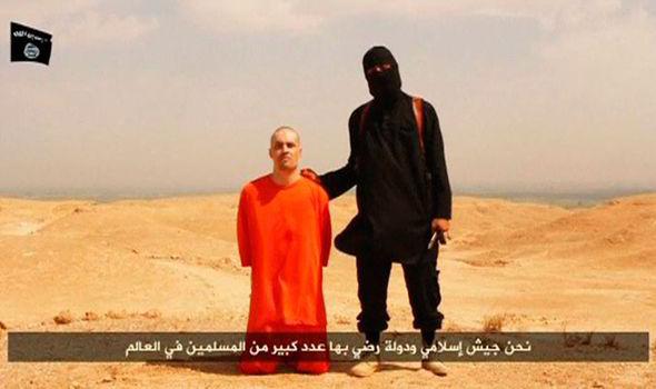 James Foley Iraq ISIS