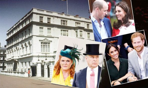 The royal's most expensive properties and who lives in each one 1