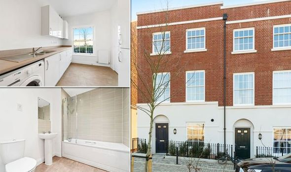 Property for sale: 'Lovely four bedroom' with three floors just £75,000 - shock low price 1