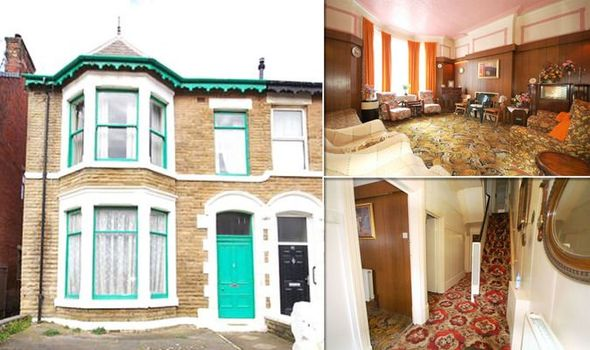 Enormous eight bedroom 'substantial' property for sale is just £70,000 - why so cheap? 1