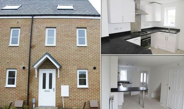'Ideal' new build property for sale in 'popular village' on Zoopla for just £36,250 1