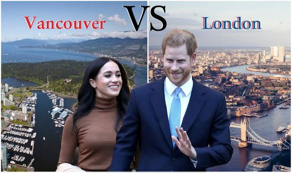 Property: Meghan Markle moves to Canada but do Vancouver home prices trump London rentals? 1