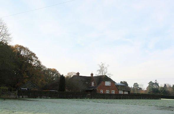 Bucklebury Kate Middleton house