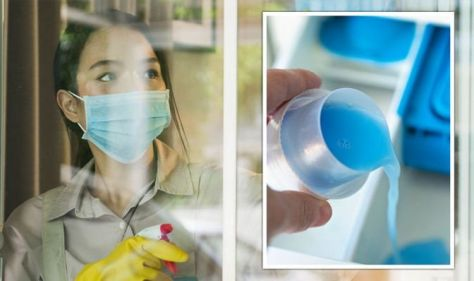 Window cleaning: Mrs Hinch fans share fabric softener hack for 'streak-free' windows