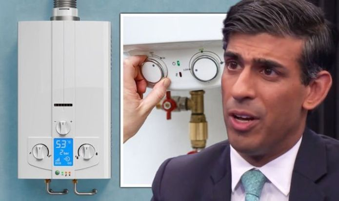 Gas boiler replacement warning: £10,000 bills to hit UK households over zero-carbon pledge