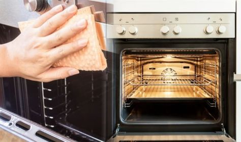 'Works like a dream!' Mrs Hinch fan on 'game-changing' oven cleaning hack to remove grime