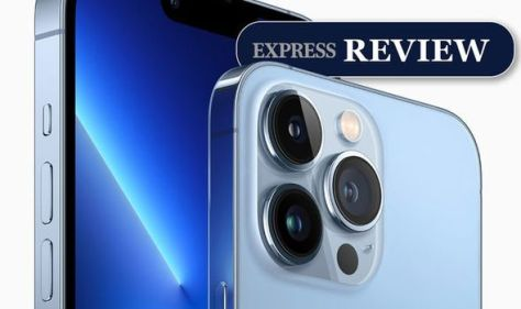 iPhone 13 Pro - iPhone 13 Pro Max review: Ultimate Apple smartphone ticks every box