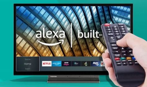 Watch out Samsung and Sony! Meet the new £169 TV that even comes with Alexa