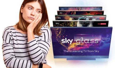 Sky Glass is out today, but here's why some customers will be ahead of you in the queue