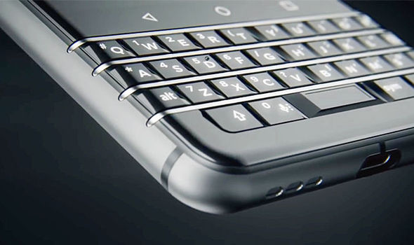 BlackBerry Mercury was teased in a number of dimly-lit videos on Twitter