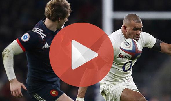 France v England live stream