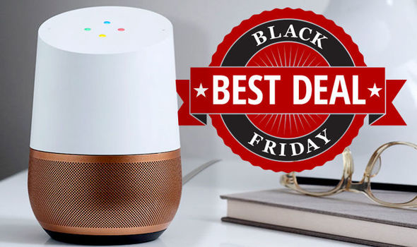 Google Home and Home Mini have been discounted ahead of Black Friday