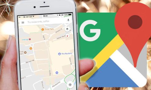Google Maps quietly added an awesome new feature   Express co uk Google Maps has quietly introduced a new feature into its hugely popular app