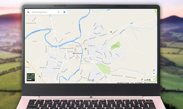 Google Maps has rolled out a redesign – but have YOU noticed what has changed?