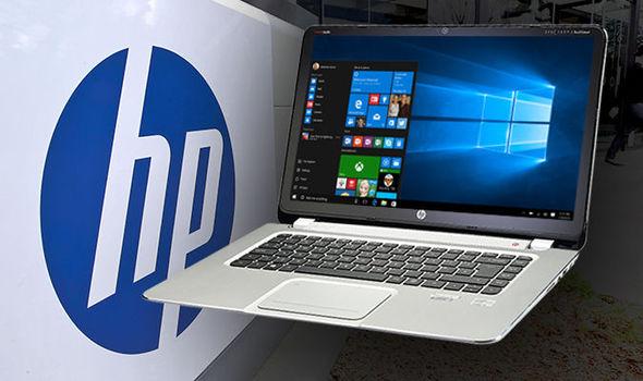 HP battery recall