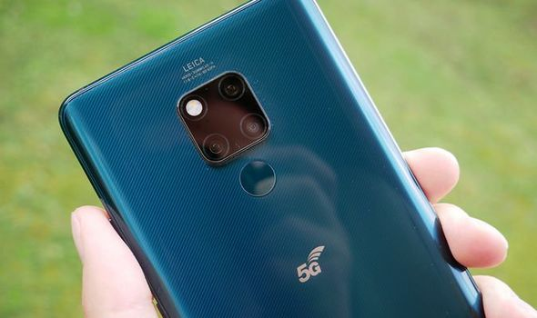 Huawei Mate 20 X 5G hands-on