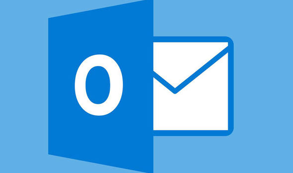 Outlook email update