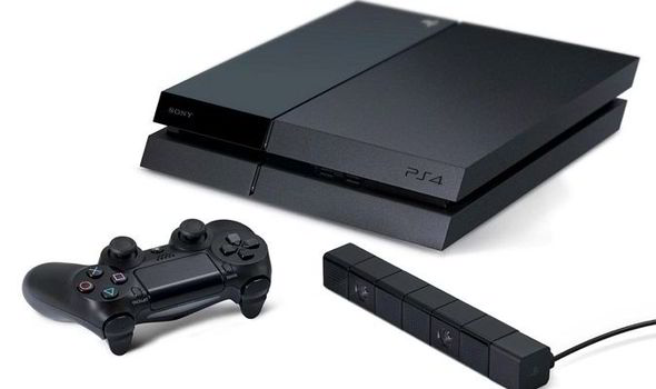 The new PlayStation 4