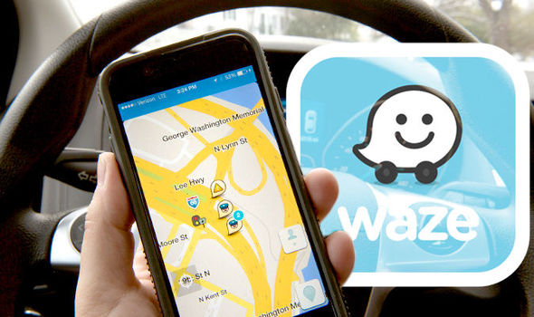 Image result for google maps waze style