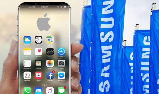 iPhone 8 v Galaxy S8