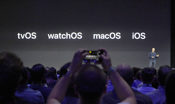Apple has previewed new versions of iOS, watchOS, tvOS and macOS