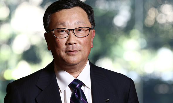 BlackBerry CEO John Chen reassured fans that BB10 would continue to be updated by the firm