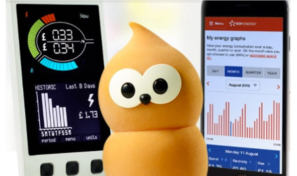 edf smart meters energy bill launch