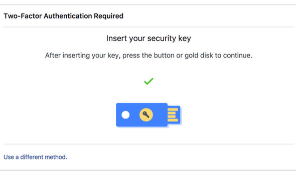 The new two-factor authentication option brings extra security to Facebook
