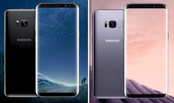 Some of the colours set to debut with the Galaxy S8 have also leaked online