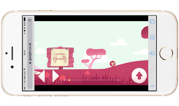 Google Doodle Valentines Day How To Play Pangolin Game