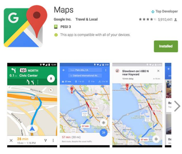 If You Sign Up To The Maps Beta Program Be Aware Youre Google Play Store