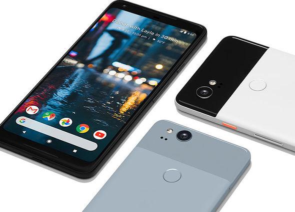 Google Pixel 3 release