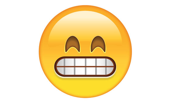 Image result for emojis grinding his teeth