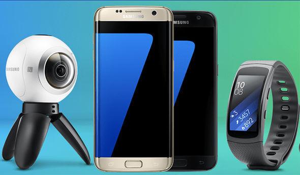 Samsung Galaxy S7 Edge tesco offer