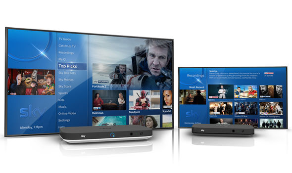 Sky Q is getting a major upgrade, with the service cutting the cord for the first time