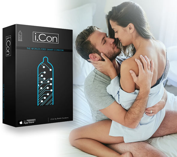 The £59.99 product measure everything about your body during sex, and lets you share the data online