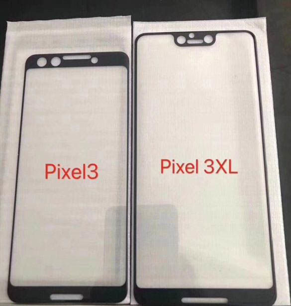 The Google Pixel 3 is rumoured to be released this year