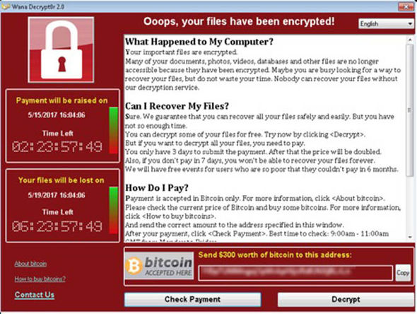 WannaCry hackers used Google Translate