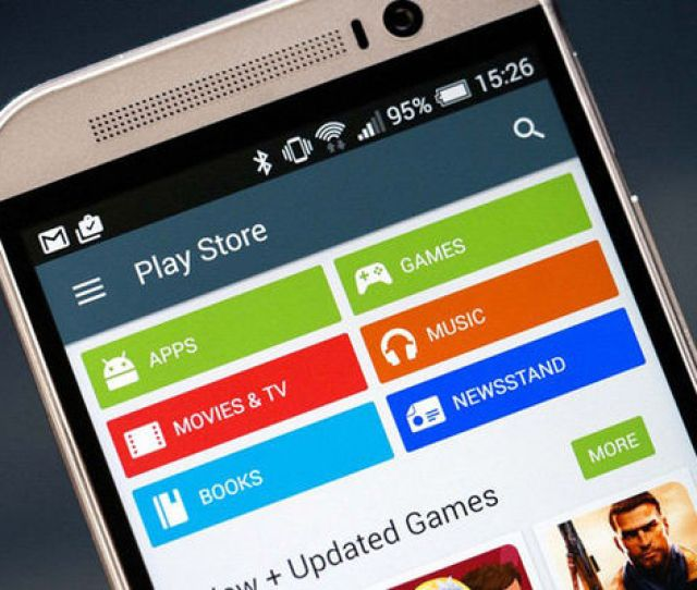 The Malware Is Creeping Into The Google Play Store Eset Security Firm Claims