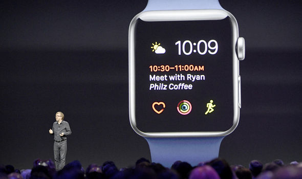 watchOS 4 brings a number of performance tweaks, as well as three new watch faces