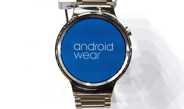 update android wear smartwatch wearable