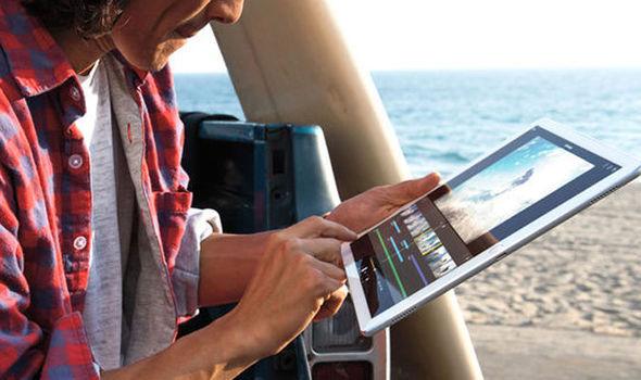 apple ipad pro ios new updates
