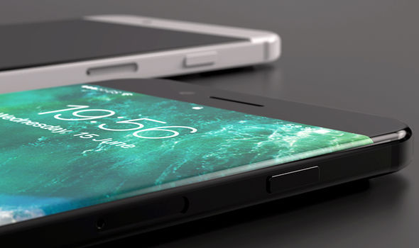 iphone 8 curved glass design build concept