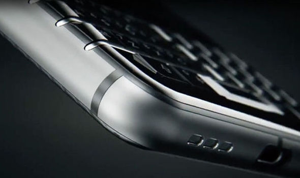 new blackberry phone rumours online leak