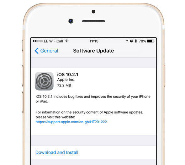 The new version of iOS 10 patches a number of flaws related to the kernel, WebKit, and Safari app