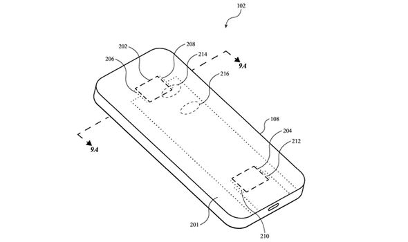 iphone 8 new patent design quantum tunnelling
